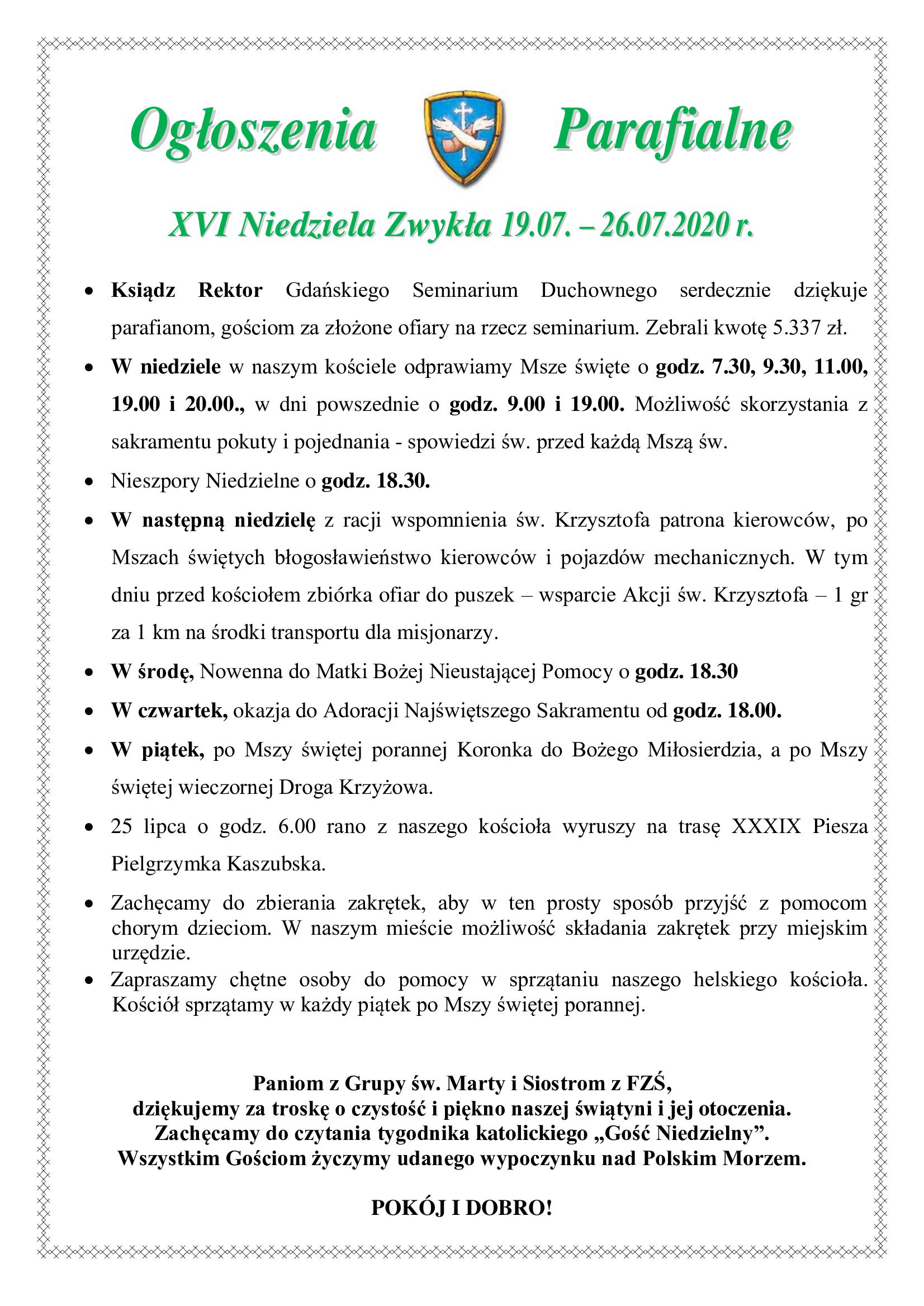 xvi-niedziela-zwykla-19-07-26-07-2020-r
