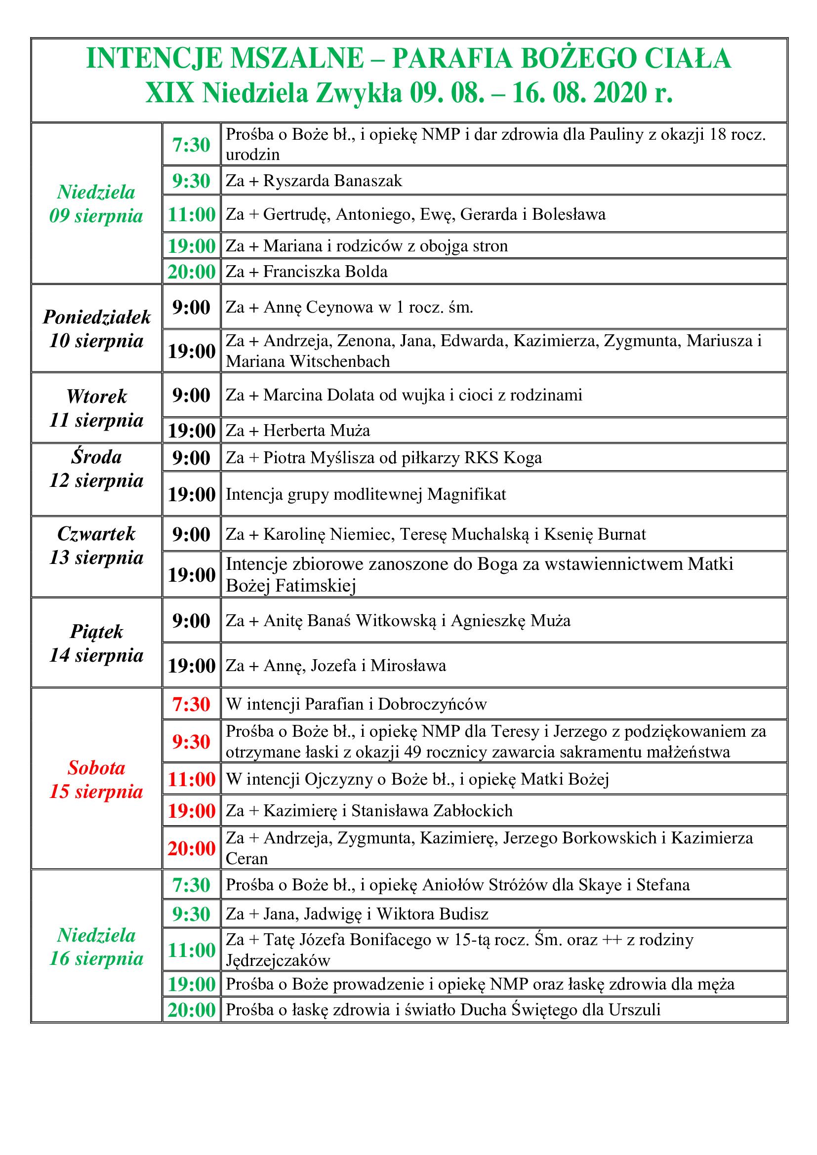 intencje-mszalne-9-sierpnia-2020