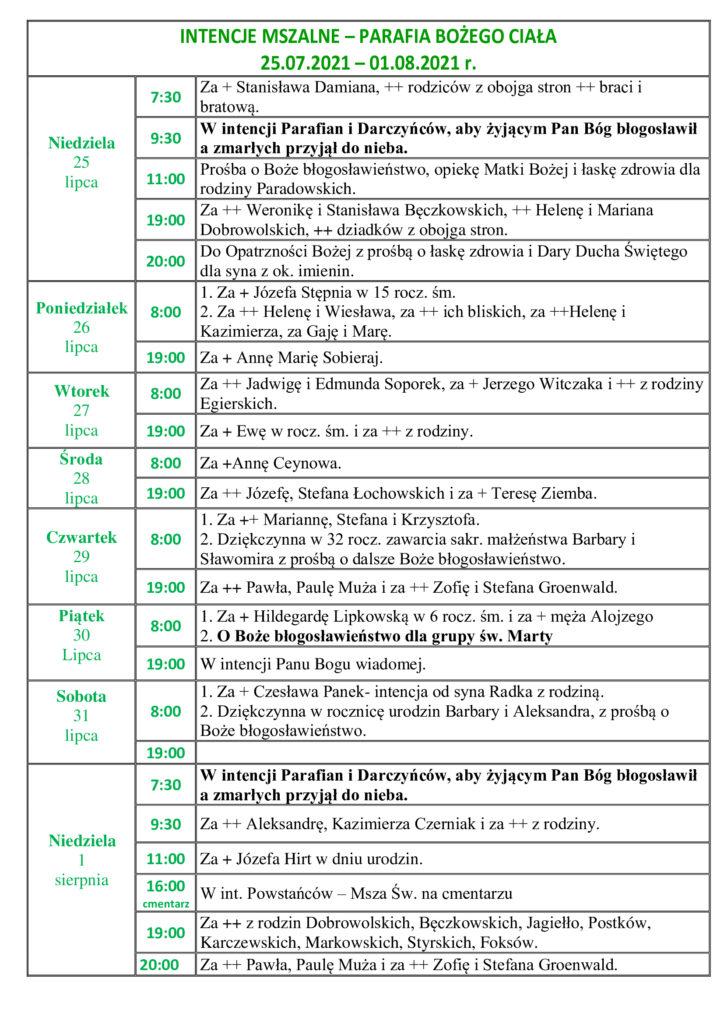 intencje-mszalne-17-niedziela-zwykla-25-07-2021-01-08-2021-r